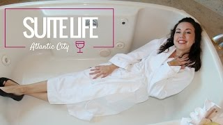 Download Experience the Luxe Suite Life in Atlantic City's Sheraton Hotel-Ep. 5 Video