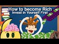 Download How to Invest in Yourself to Become Rich | How to Become Rich Video