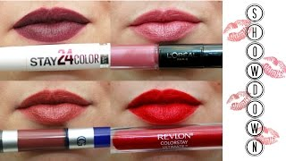 Download All Day Drugstore Liquid Lipsticks Put To The Test Video
