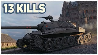 Download IS-7 • KILL ALL • WoT Gameplay Video