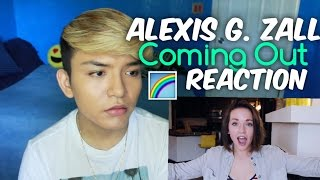 Download Alexis G. Zall Coming Out GAY Reaction Video
