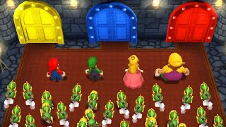 Download Mario Party 9 - All Lucky Minigames Video