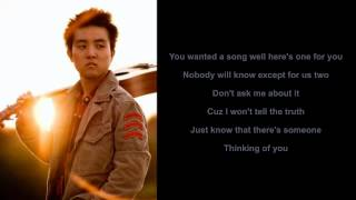 Download David Choi - Lucky Guy Lyrics Video Video