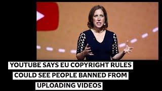 Download Que es el Articulo 13 y como afectará a Youtube #SaveYourInternet Video