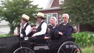 Download Lancaster, Pennsylvania (Dutch Country): Amish People Video