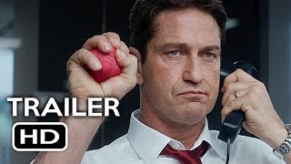 Download A Family Man Official Trailer #1 (2017) Gerard Butler, Alison Brie Drama Movie HD Video