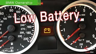 Download BMW M3 Low Battery - Causes & Solutions (E90, E92, E93) Video