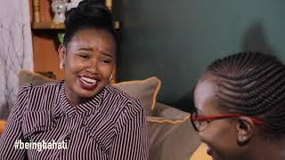 Download Drama as Baby Mama Tatooes Bahati's Name Video