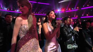 Download Maroon 5 & Christina Aguilera Moves Like Jagger 39th Annual American Music Awards 2011 HDTV 1080i Video
