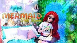 Download DIY - How to Make: Mermaid Doll Room | Happy MerMay Doll Crafts Video