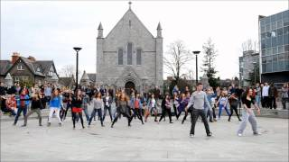 Download UCC Flash Mob Video