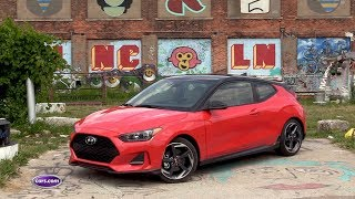 Download 2019 Hyundai Veloster: First Drive — Cars Video