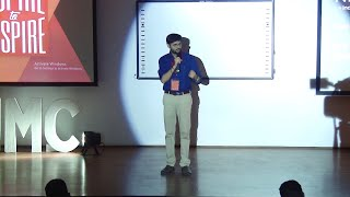 Download A story can change your life | Dhvanit Thaker | TEDxNHLMMC Video