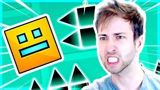 Download GEOMETRY DASH!! - Fan Friday! Video
