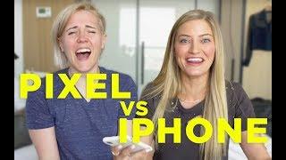 Download PIXEL vs. iPHONE ft. iJustine! Video