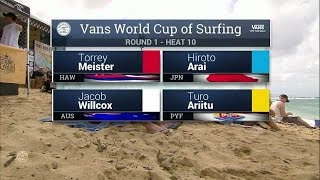 Download 2016 Vans World Cup: Round One, Heat 10 Video