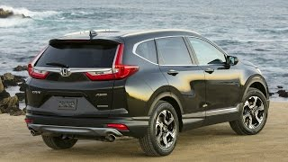 Download 2017 Honda CR-V Olive Green Metallic - Drive and Design Video
