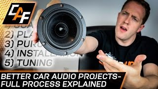 Download Build the BEST Car Audio System - Full process explained Video