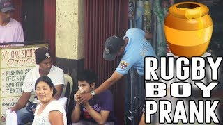 Download Rugby Boy Prank - Pinoy Public Pranks Video