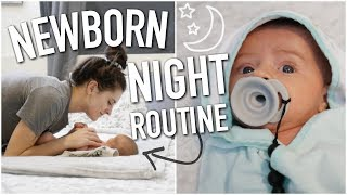 Download REALISTIC NEWBORN NIGHT TIME ROUTINE 2019 || BETHANY FONTAINE Video