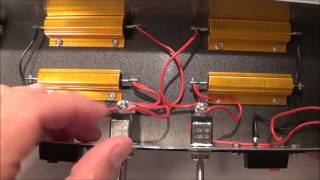 Download 8 or 4 Ohm Dummy Load For Testing Amplifiers And Receivers Video