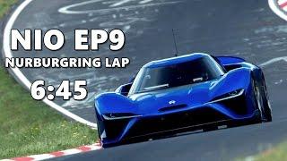 Download NIO EP9 Nurburgring Lap Record 2017 (Onboard Footage) Video