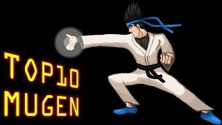 Download TOP 10 MUGEN GAMES Video
