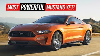 Download 2018 Mustang GT SPECS and PRICE! Video