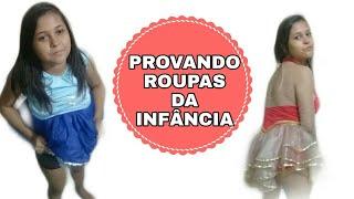 Download PROVANDO ROUPAS DOS DESFILES Video