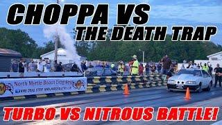 Download STREET OUTLAWS DEATH TRAP VS TONY BYNES CHOPPA!! Video