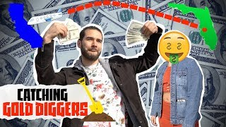 Download CATCHING GOLD DIGGERS! - We Flew Anthony's Girlfriend From Miami to Test if She's a Gold Digger! Video