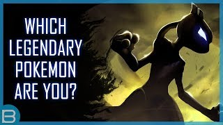 Download Which Legendary Pokemon Are You? Video