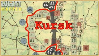 Download Eastern Front of WWII animated: 1943/44 Video