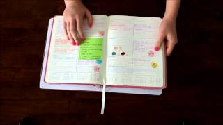 Download How I Organize My Planner! Video