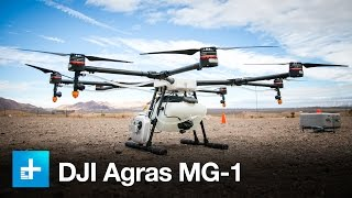 Download DJI Agras MG-1 Agricultural Drone Video