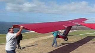 Download Red Goat Soaring at Torrey Pines Video