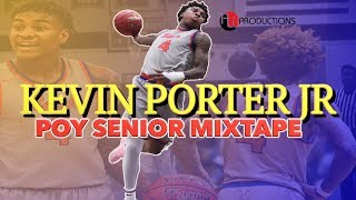 Download Kevin Porter Jr. OFFICIAL POY ″Duffel Bag″ Mixtape Video