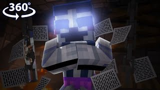 Download Five Nights At Freddy's - BALLORA VISION! - 360° Minecraft Video Video