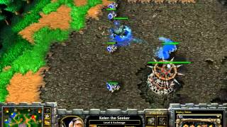 Download Infi Th000 vs IAM WFZ IAM 120 - 2v2 - G1 - WarCraft 3 - WC803 Video