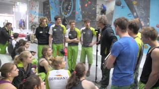 Download German Bouldering Team trainings, 2009-2014, pt.2/4 Video