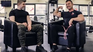Download Steroids, My First Comp, Arm Size? || Q&A w/ My Dad! Video
