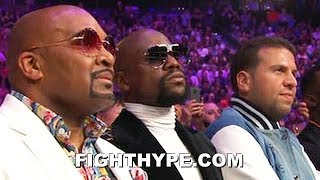 Download FLOYD MAYWEATHER REACTION TO PACQUIAO DROPPING AND BEATING THURMAN: ″NOT SURPRISED″ Video