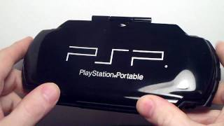 Download Official PSP Flip Case Review Video