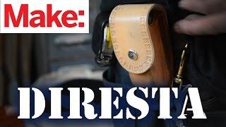 Download DiResta: Leather Sheath Video