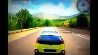 Download Awesome iPod Car Race Driving Video