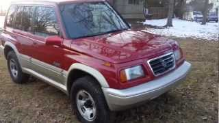 Download 1996 Suzuki Sidekick Sport for Sale Video