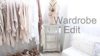 Download Creating A Capsule Wardrobe: The Wardrobe Edit Video