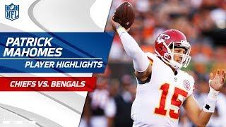 Download Every Patrick Mahomes Play vs. Cincinnati | Chiefs vs. Bengals | Preseason Wk 2 Player Highlights Video
