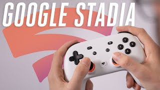 Download Google Stadia wants to be the Netflix of gaming Video