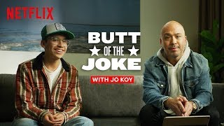 Download Jo Koy Calls Out His Son For Spending Too Much Time in the Bathroom | Netflix is a Joke Video
